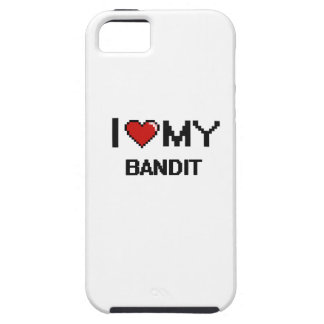 Amo a mi bandido iPhone 5 funda