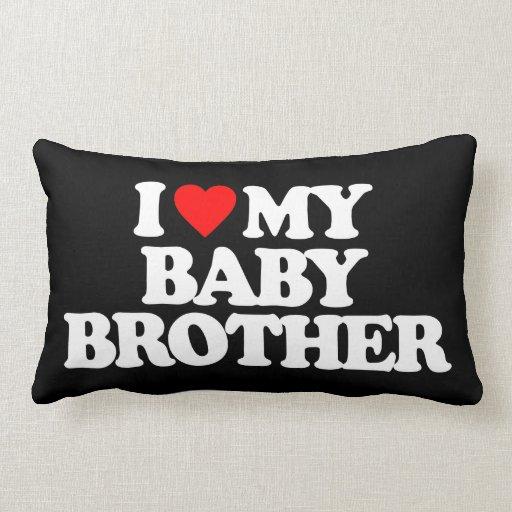 AMO A MI BEBÉ BROTHER COJINES