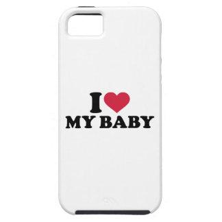 Amo a mi bebé funda para iPhone SE/5/5s