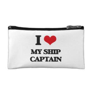 Amo a mi capitán de buque