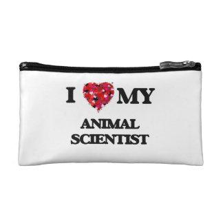 Amo a mi científico animal