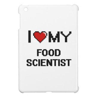 Amo a mi científico de la comida