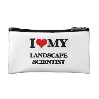 Amo a mi científico del paisaje