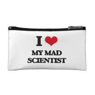Amo a mi científico enojado