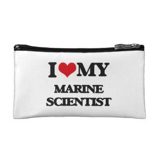 Amo a mi científico marino