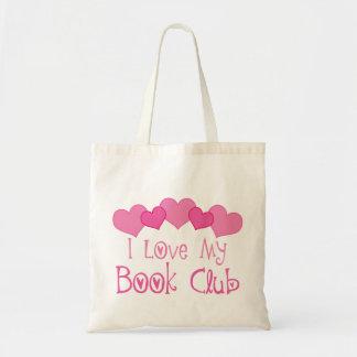 Amo a mi círculo de lectores bolsa tela barata