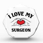 Amo a mi cirujano