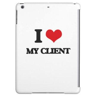 Amo a mi cliente