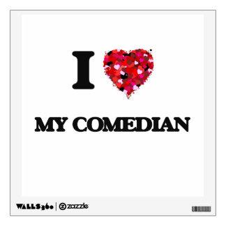 Amo a mi cómico