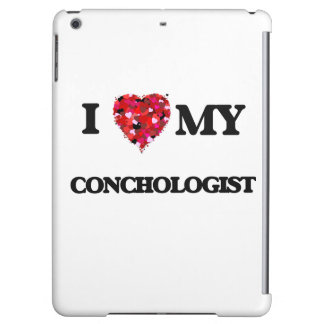 Amo a mi Conchologist