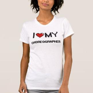 Amo a mi coreógrafo tee shirt