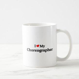 Amo a mi coreógrafo taza