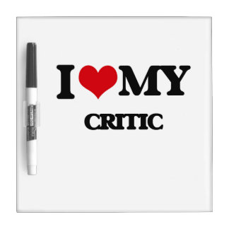 Amo a mi crítico tablero blanco