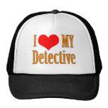 Amo a mi detective gorro