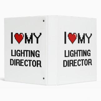 Amo a mi director de la iluminación