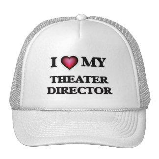 Amo a mi director del teatro gorro