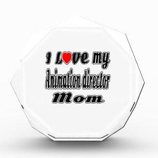 Amo a mi director mamá de la animación