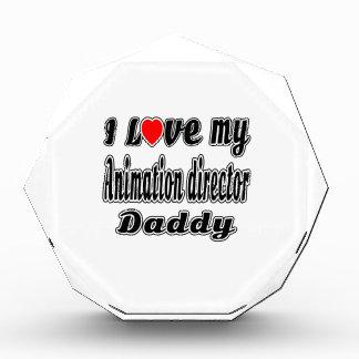 Amo a mi director papá de la animación