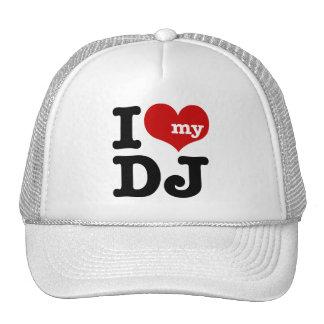Amo a mi DJ Gorro De Camionero