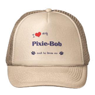 Amo a mi Duendecillo-Bob (el gato masculino) Gorros