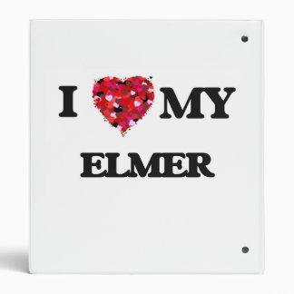 "Amo a mi Elmer Carpeta 1"""