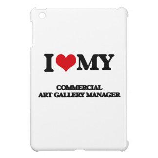 Amo a mi encargado de la galería de arte comercial