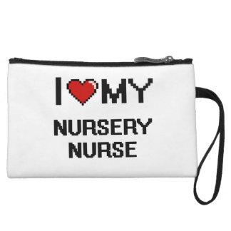 Amo a mi enfermera del cuarto de niños