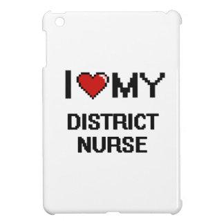 Amo a mi enfermera del distrito