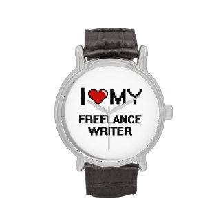 Amo a mi escritor free lance
