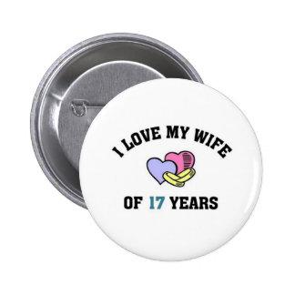 Amo a mi esposa de 17 años pin
