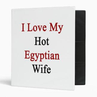 Amo a mi esposa egipcia caliente