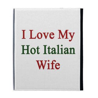 Amo a mi esposa italiana caliente
