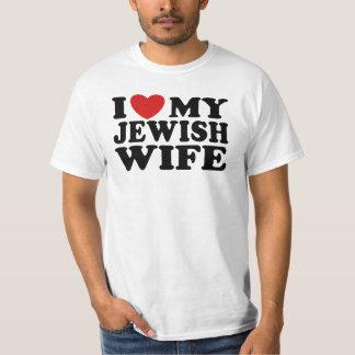 Amo a mi esposa judía playera