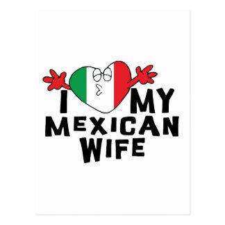 Amo a mi esposa mexicana
