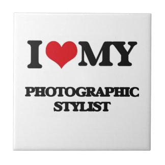 Amo a mi estilista fotográfico tejas