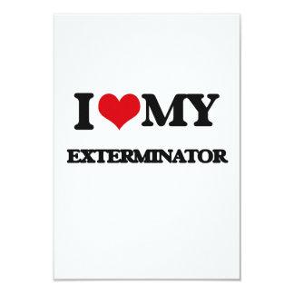 Amo a mi Exterminator