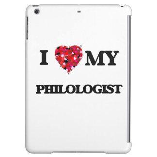Amo a mi filólogo
