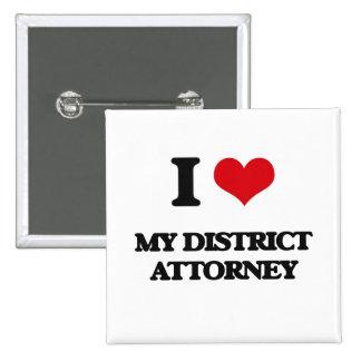 Amo a mi fiscal de distrito