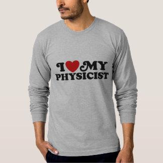 Amo a mi físico camisas