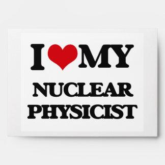 Amo a mi físico nuclear