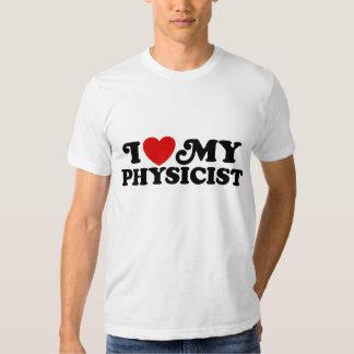Amo a mi físico playera
