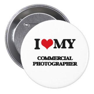 Amo a mi fotógrafo comercial pin