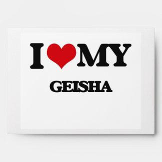 Amo a mi geisha