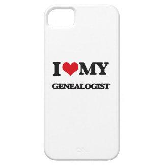 Amo a mi Genealogist iPhone 5 Case-Mate Protector