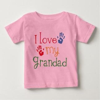 Amo a mi Grandad (Handprints) Tshirts