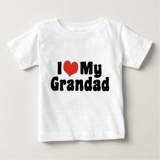 Amo a mi Grandad Remeras
