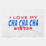Amo a mi hermana de la danza del cha del cha de Ch Toalla