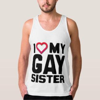 AMO A MI HERMANA GAY - .PNG PLAYERAS CON TIRANTES