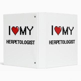 Amo a mi Herpetologist
