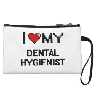 Amo a mi higienista dental